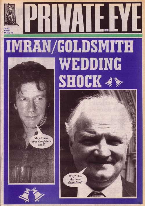 Imran Khan James Goldsmith