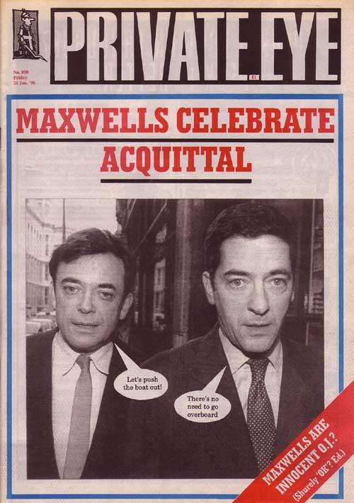 Kevin Maxwell Ian Maxwell