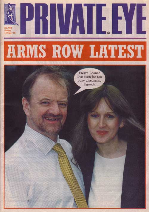 Robin Cook Gaynor Regan