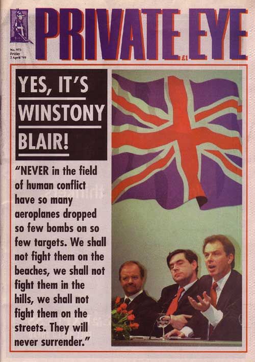 Tony Blair Gordon Brown Robin Cook