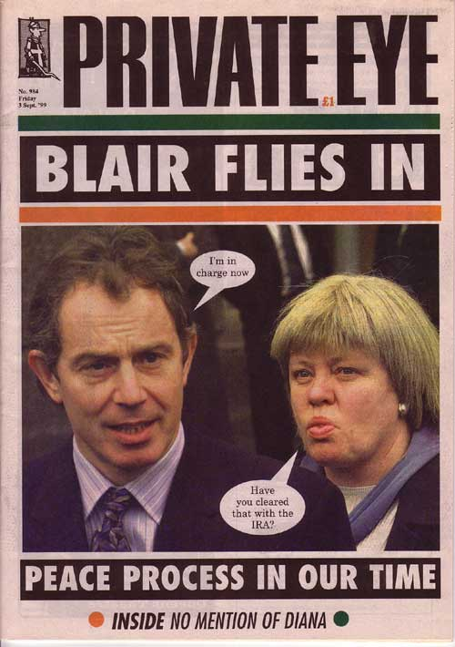 Tony Blair Mo Mowlam