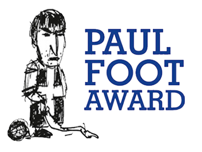 Paul Foot Award 2019