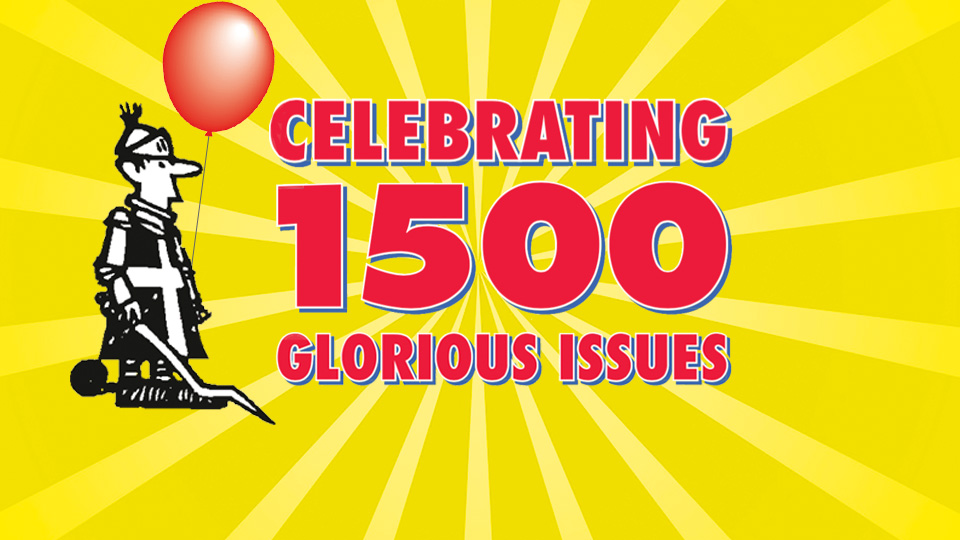 Private Eye | 1500 Glorious Episodes