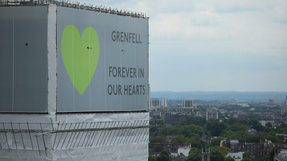 Grenfell and Scotland