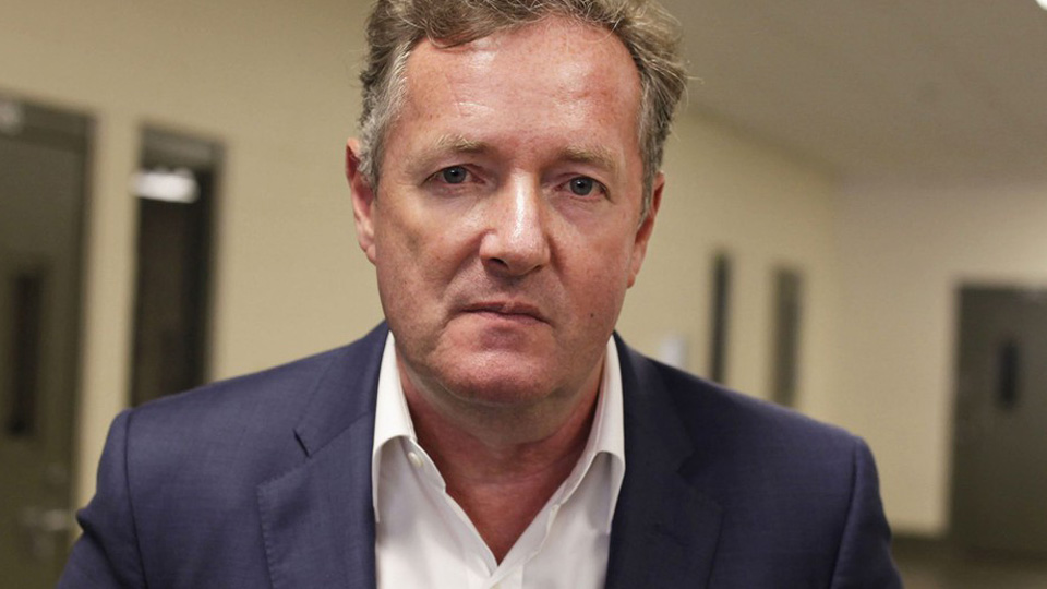 Higher Education and Piers Morgan