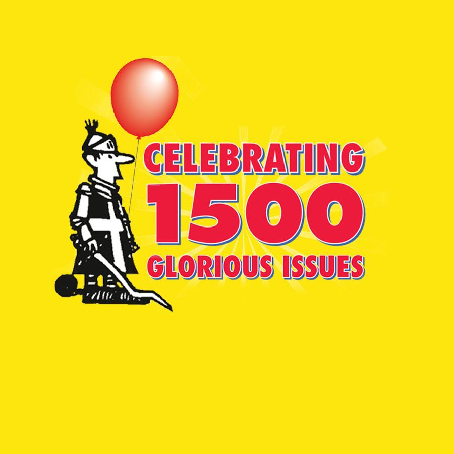 1500 Glorious Episodes