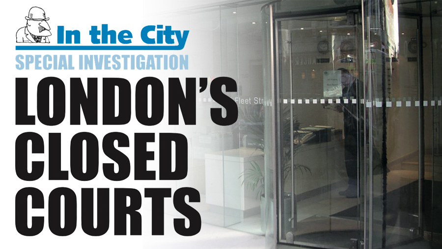 London's Closed Courts