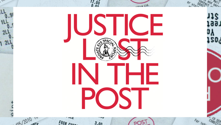 Justice Lost In The Post