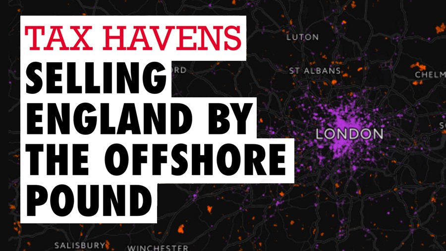 Selling England By The Offshore Pound