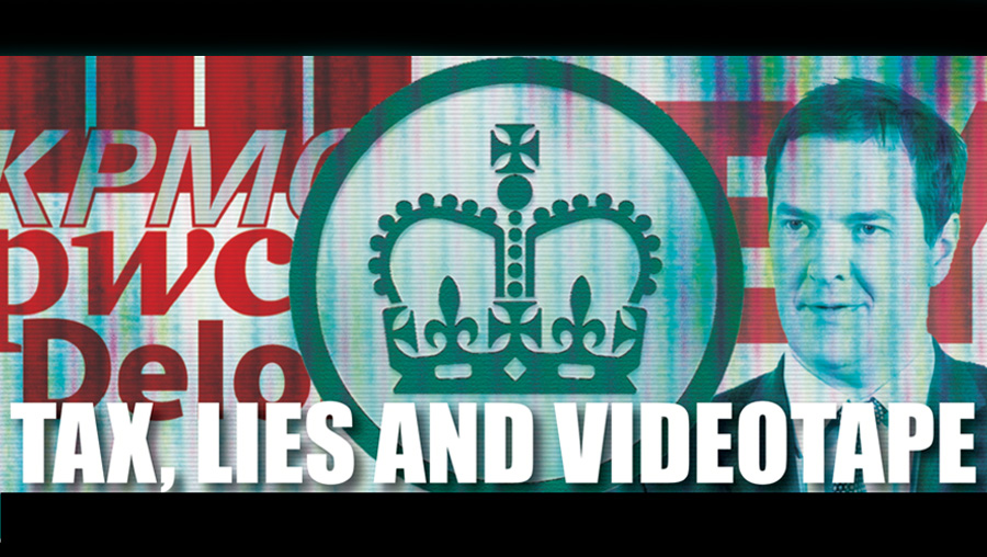 Tax, Lies and Videotape