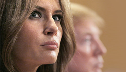 Private Eye | The Daily Telegraph: First Lady, last laugh…